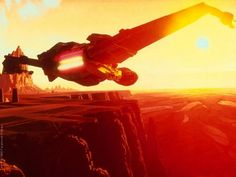 Posted by SF Series and Movies  Vulcan homeworld- Star Trek iV