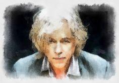 Bob Geldof FB Portrait