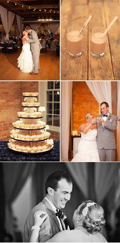 Downtown Raleigh Wedding Erin McLean Events Weddings Pinterest