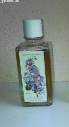 kolínská voda šeřík - retro - obrázek číslo 1
