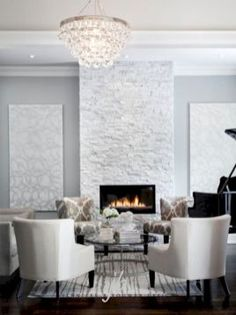 Modern Fireplace Ideas That Will Make you Excited 08