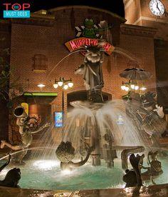 #Disney - muppet vision 3D