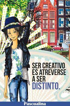 PASCUALINA Maria Jose, Cute Cartoon, Strong Women, Art Quotes, Cute Girls, Qoutes, Girly, Teen, Wonder Woman