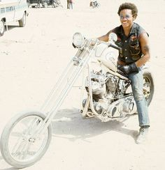 The Vintagent: CLIFF VAUGHS AND 'EASY RIDER'