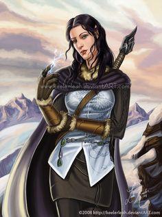 Winter Mistress