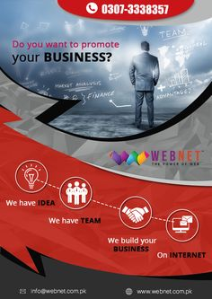 Webnet Pakistan is the Best Web Development Company in Pakistan We Offers Web Designing, Development & Mobile Application Services..!! www.webnet.com