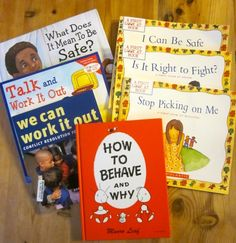 Thoughtful Conflict Management Books for Children   {for those of you with youngin's}
