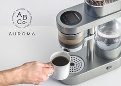 Aurora One Coffee Machine