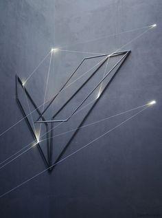 珪素遺伝子: 画像 light sculpture!
