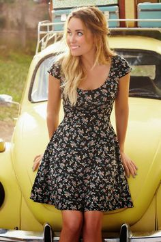 Top 5 cute summer dress