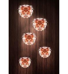 Stylish interior detail - Silvia Mini Copper www. Mini Pendant Lights, Pendant Lamp, Pendant Lighting, Mini Copper, Copper And Brass, Bronze, Copenhagen Design, Metallic Look, Chandelier Ceiling Lights