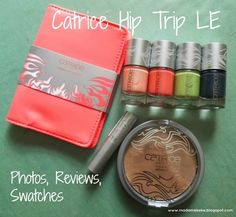 Catrice Hip Trip LE - Reviews, Photos, Swatches |Madame Keke Fashion and Beauty Blog