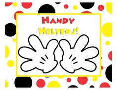 Mickey Mouse Themed Folderbinder Cover Sheets In Black And White And Color Do You Need Your