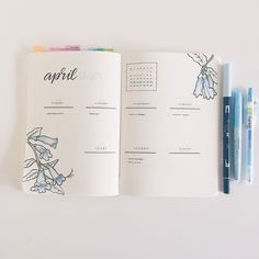 "364 Likes, 14 Comments - Nina's Bujo (@ninasbujo) on Instagram: ""Just a few detail shots . . . #bulletjournal #bujo #bujoinspo #bujojunkies #bujolove #bujomonthly…"""