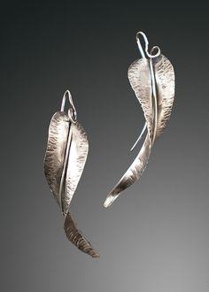 Leaf Earrings | Dayne Sislen | Flickr