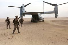 The U.S. Marines Are Flying All Over the Middle East on Secretive Missions — War Is Boring