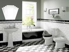 1930s bathroom