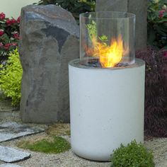 Planika Bio-Ethanol brander Jar van Christophe Pillet