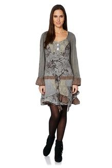 Robe<BR>Gris