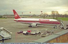 Foto Air Canada Boeing 767-233(ER) C-FBEG