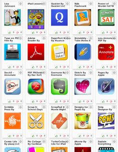 Listly List - iProductivity: Student Workflow in the iClassroom -!     Lots of App Resources for workflow and student products with linked examples and student app reviews of each: http://list.ly/list/22k-iproductivity-student-workflow-in-the-iclassroom?feature=mylist