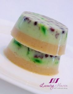 Yummy Traditional Cendol Dessert Recipe Idea