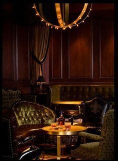 Gentlemen's Smoking Room #locations