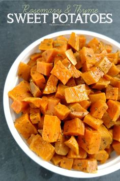 vegan gluten free and the easiest prep make these versatile potatoes a perfect way to dress up your dishes! Vegetable Recipes, Vegetarian Recipes, Healthy Recipes, Picnic Chicken Recipe, Healthy Cooking, Cooking Recipes, Healthy Food, Healthy Sides, Sweet Potato Dishes