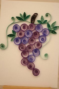 19 Quick Paper Quilling Ideas For Beginners Paper Quilling Cards, Paper Quilling Flowers, Paper Quilling Patterns, Quilling Craft, Quilled Roses, Quilling Comb, Neli Quilling, Quilling Ideas, Toilet Paper Roll Art