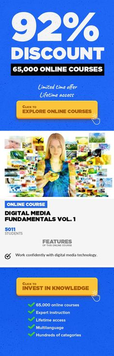 Digital Media Fundamentals Vol. 1 Media, Business  A crash course in the fundamental technologies in digital media. Digital Media Fundamentals Volume 1 is an introduction to digital media technology. The information in this course is useful for anyone interested in digital media, whether you work with professional video or you just want to understand the technologies that you use everyday. In Volu...