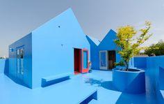 Didden Village Beatrijsstraat 71, Rotterdam, Netherlands 3021 by MVRDV Architects