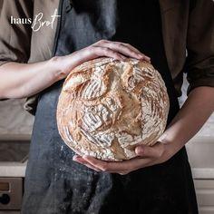 Čudežni kruh brez gnetenja, ki me nikoli ne razočara Home Bakery Business, Baking Business, Food Prep Storage, Bio Vegan, Cracked Wheat, Kitchen Background, Home Baking, Baked Goods, Meal Prep