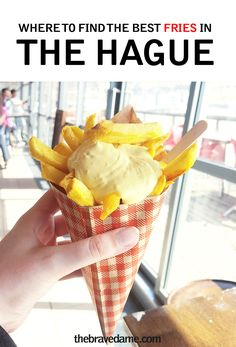 #TheHague #Food: Where to find the best fries in The Hague