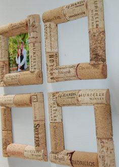 Wine cork photo frame magnet - magnet Bouchon cadre de photo Wine cork photo frame magnet - magnet Bouchon cadre de photo Make 32 coolest wine corks for childrencoolest wine cork craft and DIY decoration Wine Craft, Wine Cork Crafts, Wine Bottle Crafts, Diy Bottle, Crafts With Corks, Mason Jar Crafts, Mason Jars, Wine Cork Projects, Craft Projects