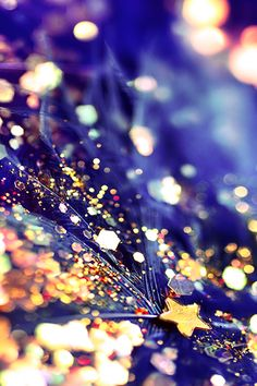 Twinkle, twinkle little star. Phone Backgrounds, Wallpaper Backgrounds, Wallpapers, Sparkles Glitter, Glitter Stars, Shimmer N Shine, Nouvel An, Bokeh, Twinkle Twinkle