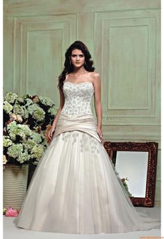 Robes de mariée Veromia VR 61219 Veromia