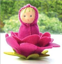 Little Rose Lesley Doll Kit