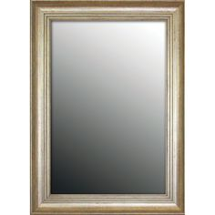 This elegant silvertone French mirror features a distinctive multicolored grain finish. Durably crafted and easy to mount, this eye-catching mirror provides the perfect way to create a more sophisticated and stylish decorative theme.