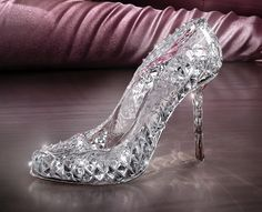 Wonderful [I Wonder, Did Cinderella Wear The Glass Slippers At Her Wedding?