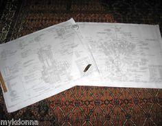details about harley davidson shovelhead engine blueprint flh fx details about harley davidson shovelhead evolution engine blueprint flh fx fxr poster print