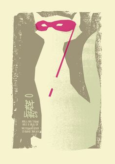 bat for lashes music gig posters | Brighton Source - The Stick Up