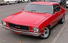 Holden Monaro #cars #coches
