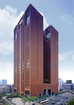 Kyobo Tower | Seoul, South Korea | Mario Botta Architetto