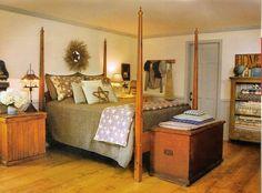 Primitive Paint Colors for Bedrooms - Bing Images