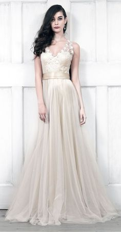 Catherine Deane bridal collection SS14
