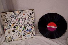 Rare UK Led Zeppelin III 1st Press Vinyl A6/B5 Matrix - $125.00