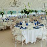 tables blue