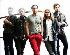 OneRepublic!! I absolutely adore this band.