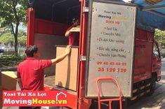 An tâm hơn với sự chuyên nghiệp từ dịch vụ chuyển văn phòng Moving Hous
