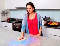 Remova manchas de gordura da cozinha - Tudo dicas